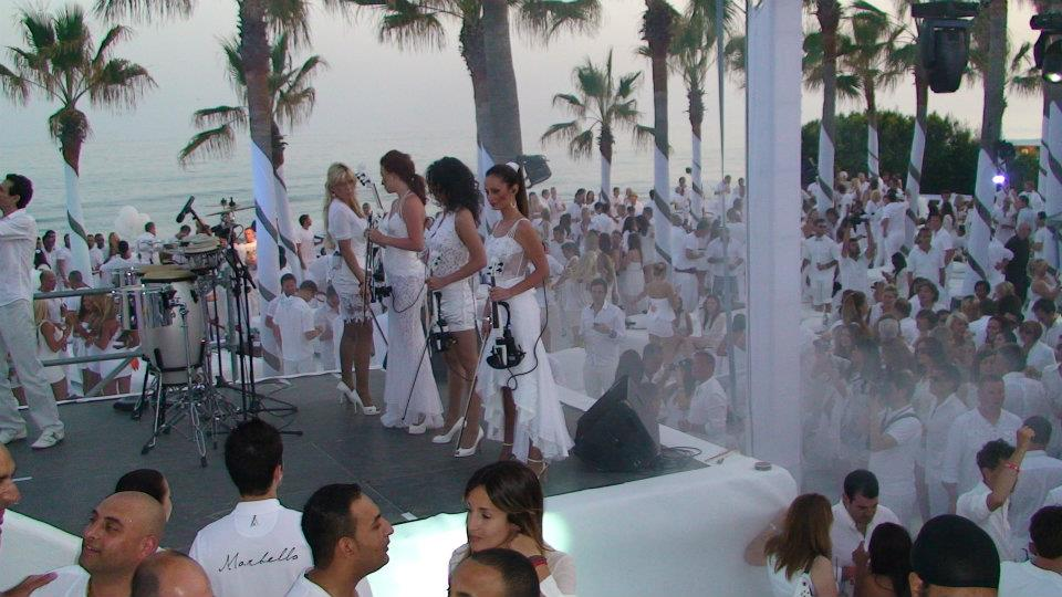Day after date may 31st nikki beach grand opening white party 2012