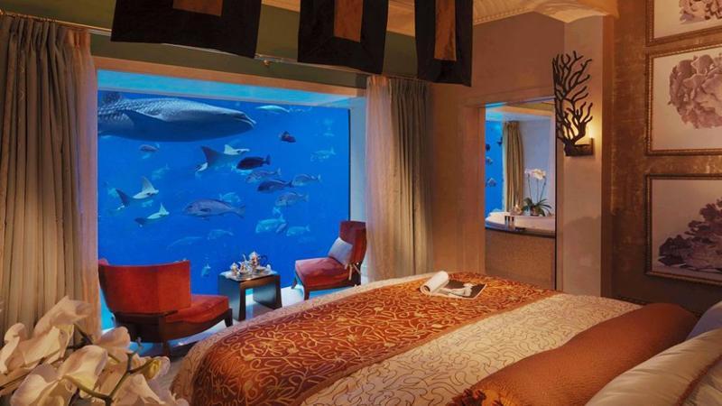 Atlantis Palm Hotel Dubai Lifestyle Amour