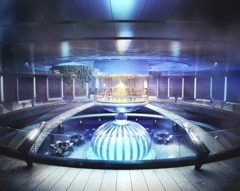 Luxury underwater water disc hotel dubai lifestyle amour for 10 best hotels in dubai